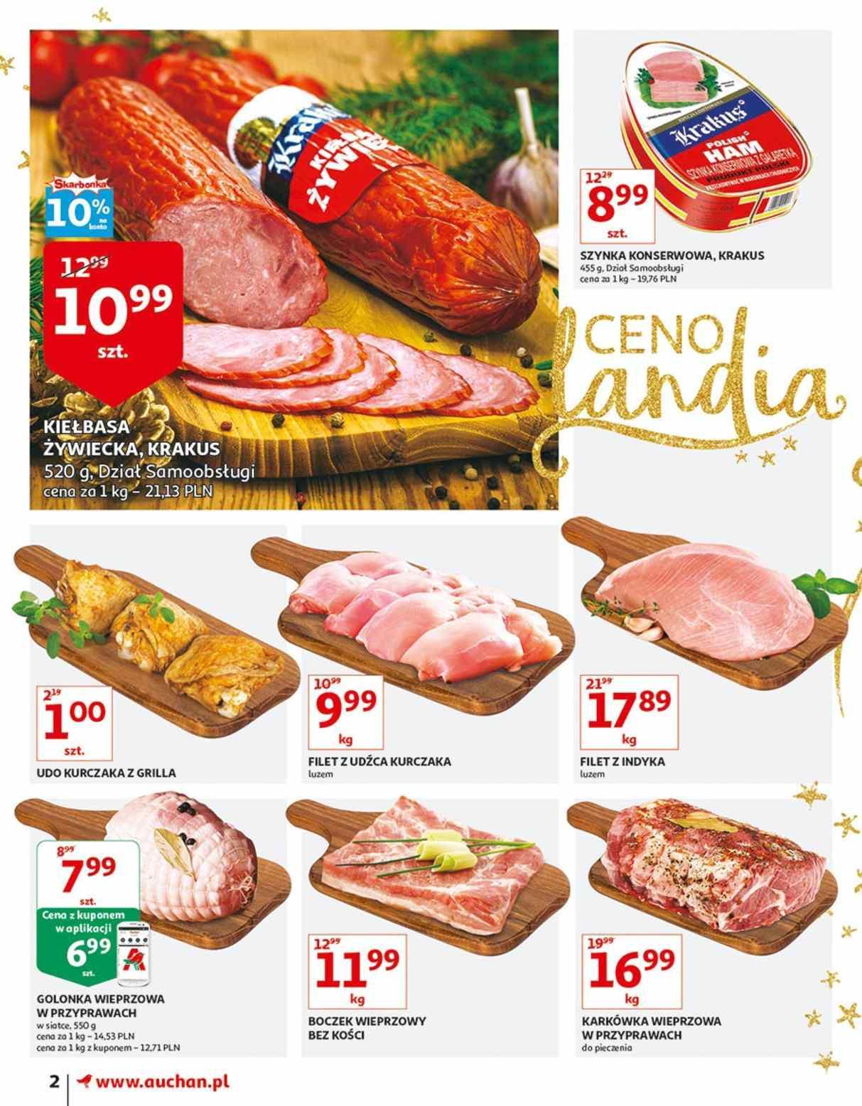 Gazetka promocyjna Auchan do 09/12/2018 str.2