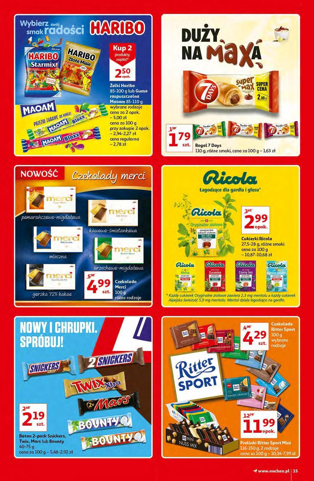 Gazetka promocyjna Auchan do 21/10/2020 str.14