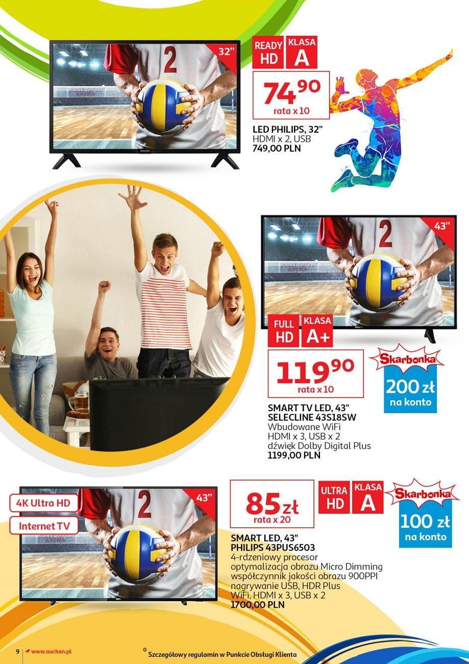 Gazetka promocyjna Auchan do 16/09/2018 str.8