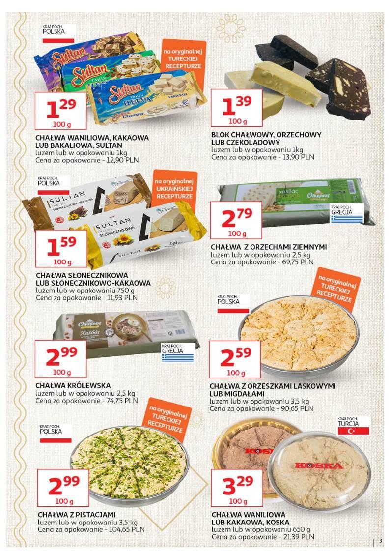 Gazetka promocyjna Auchan do 16/01/2019 str.3
