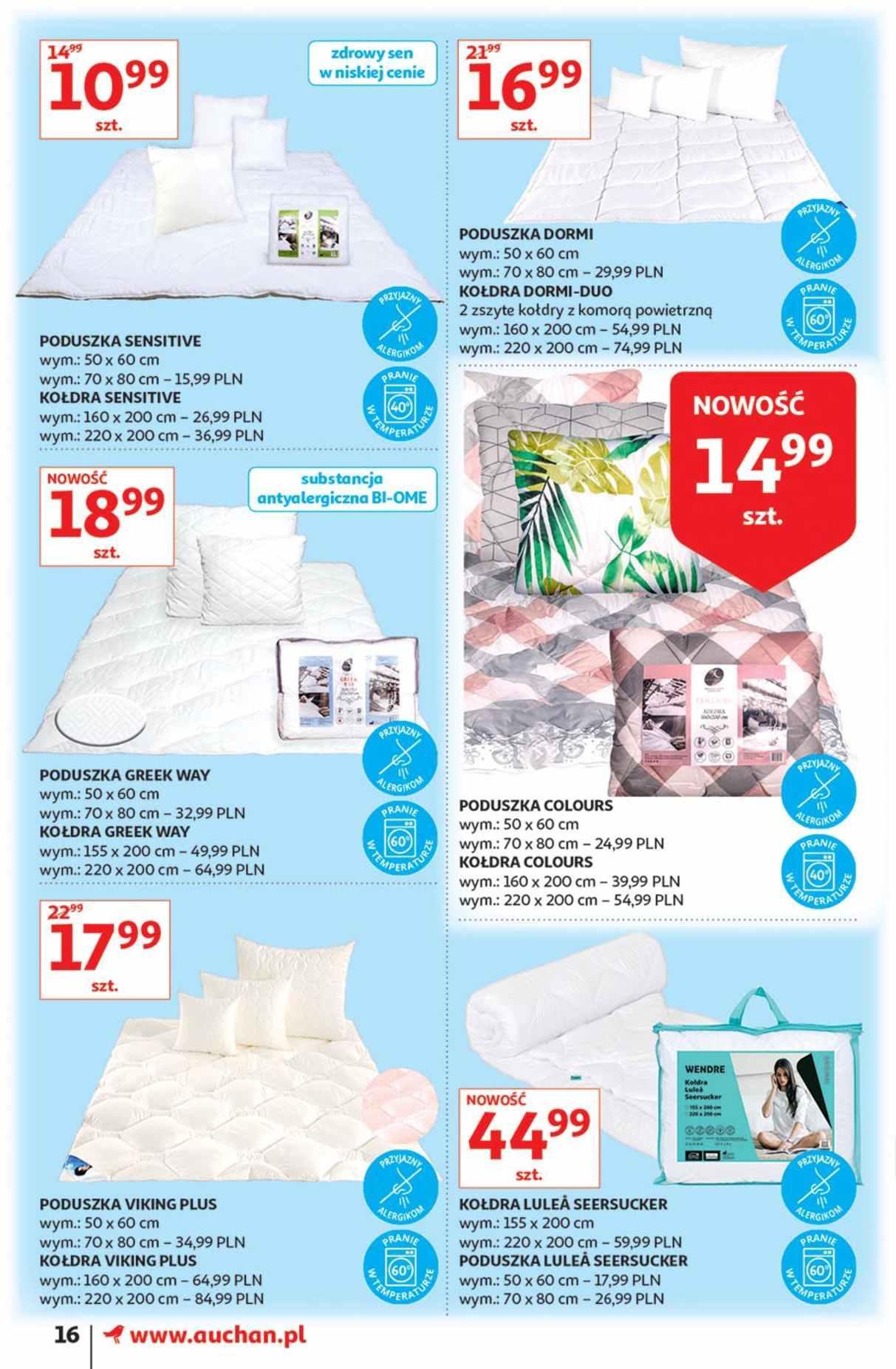 Gazetka promocyjna Auchan do 23/01/2019 str.16