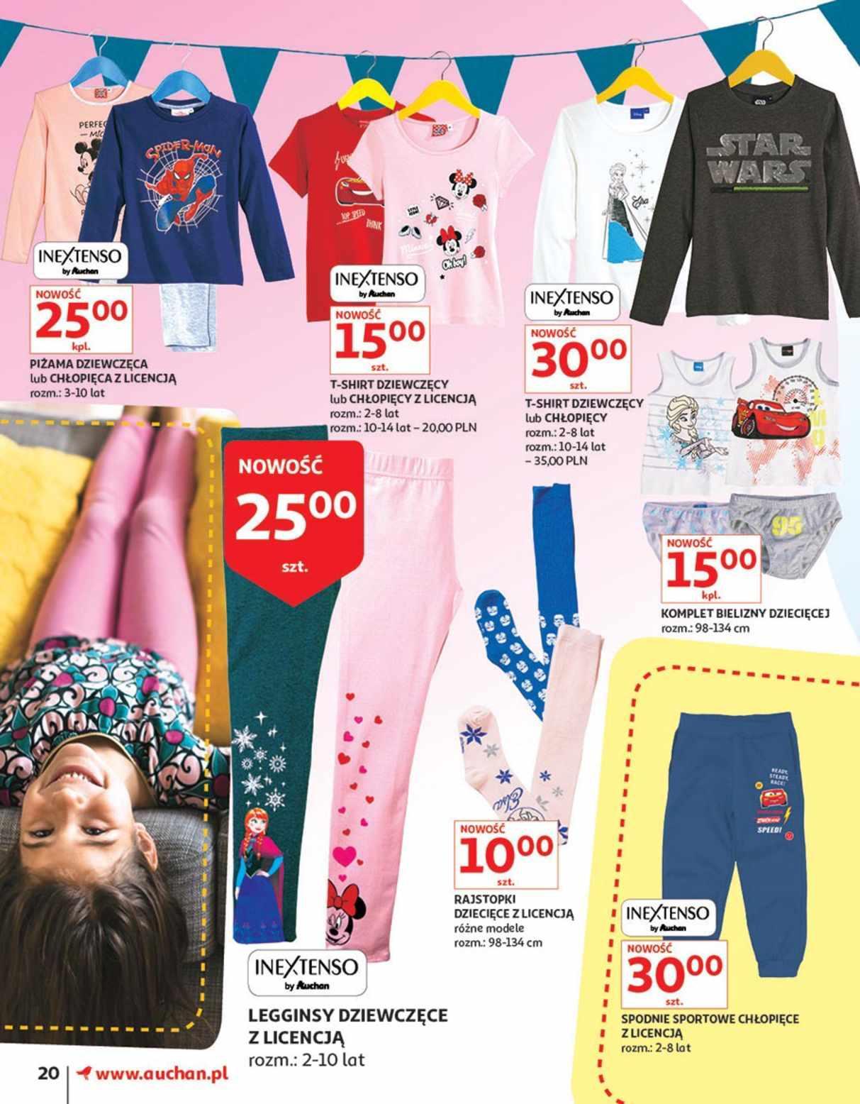 Gazetka promocyjna Auchan do 22/08/2018 str.20