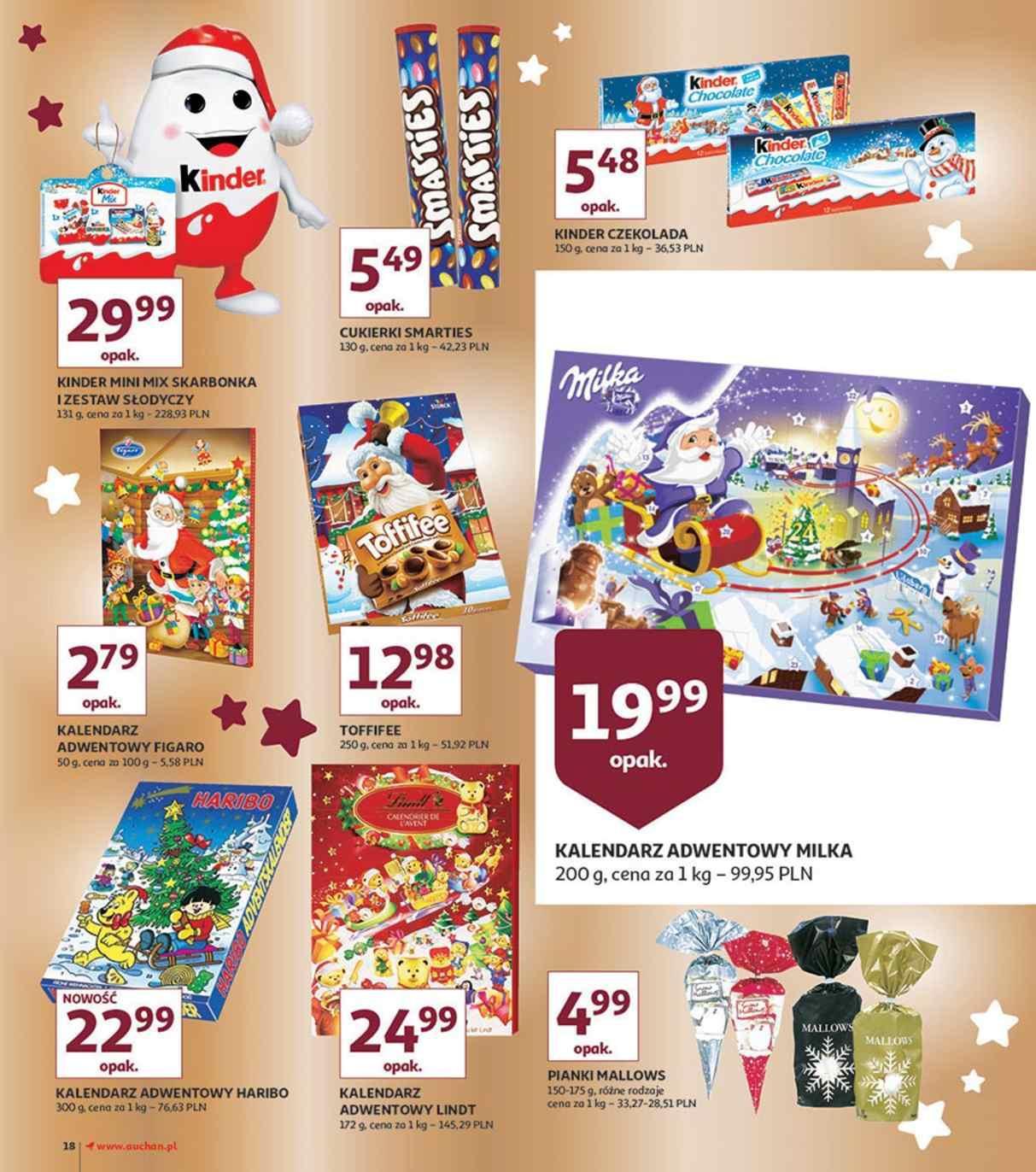 Gazetka promocyjna Auchan do 28/11/2018 str.18
