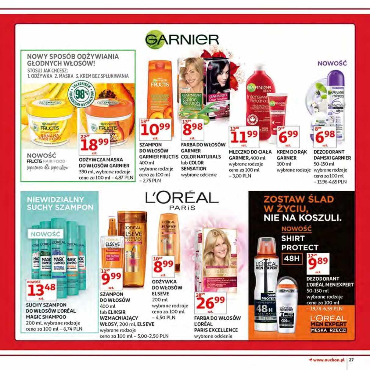 Gazetka promocyjna Auchan do 12/06/2018 str.27