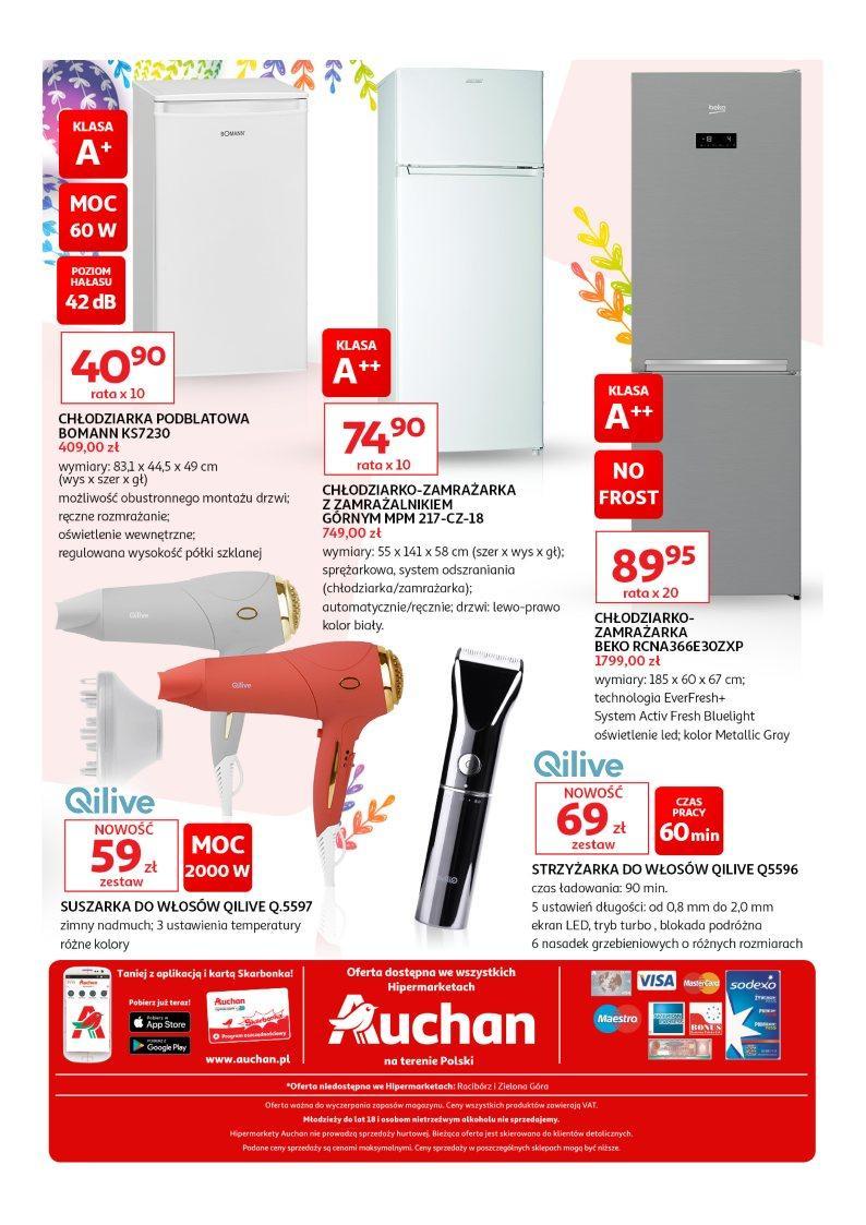 Gazetka promocyjna Auchan do 20/04/2019 str.8