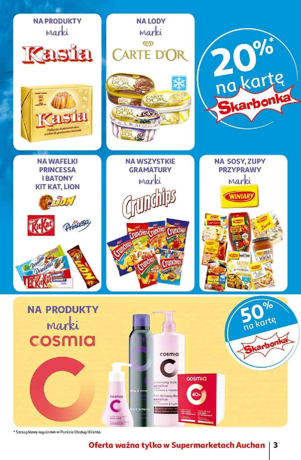 Gazetka promocyjna Auchan do 15/05/2019 str.3