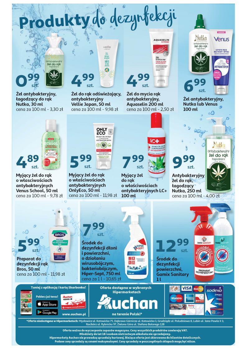 Gazetka promocyjna Auchan do 05/09/2020 str.1
