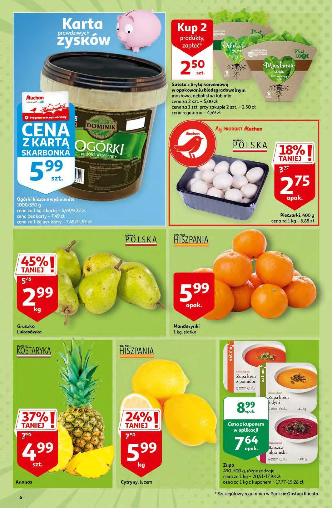 Gazetka promocyjna Auchan do 21/10/2020 str.5