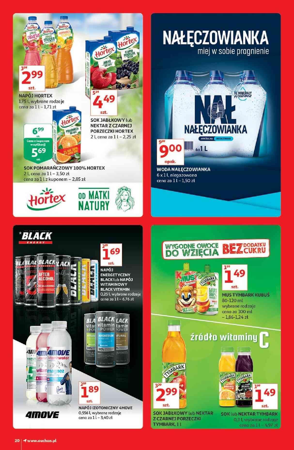 Gazetka promocyjna Auchan do 13/03/2019 str.20