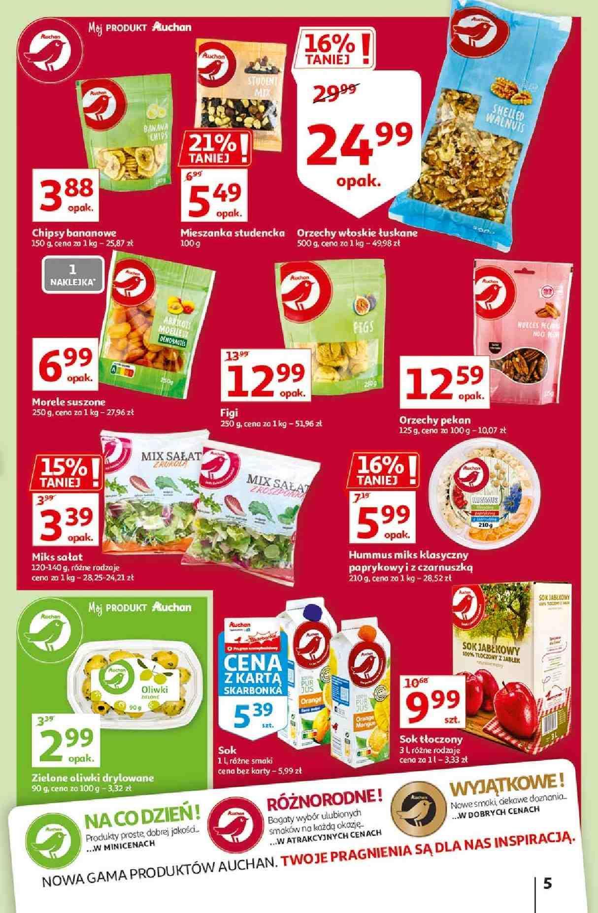 Gazetka promocyjna Auchan do 30/09/2020 str.4