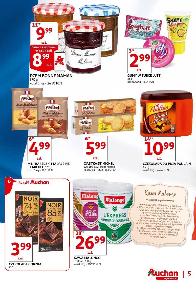 Gazetka promocyjna Auchan do 14/07/2018 str.5