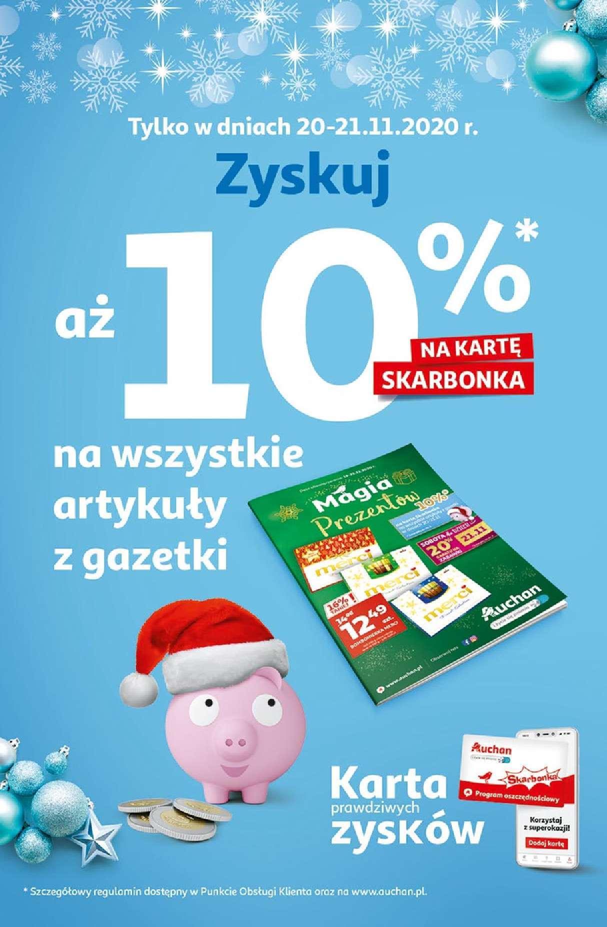 Gazetka promocyjna Auchan do 25/11/2020 str.3