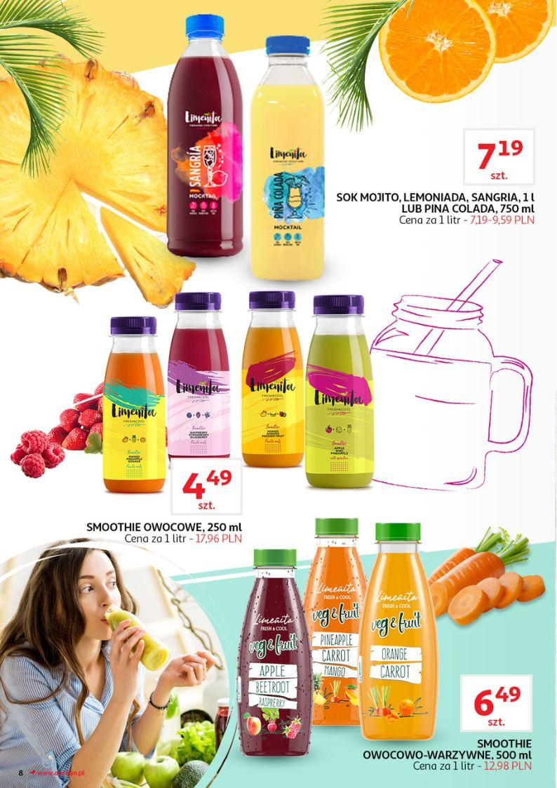 Gazetka promocyjna Auchan do 22/08/2018 str.8