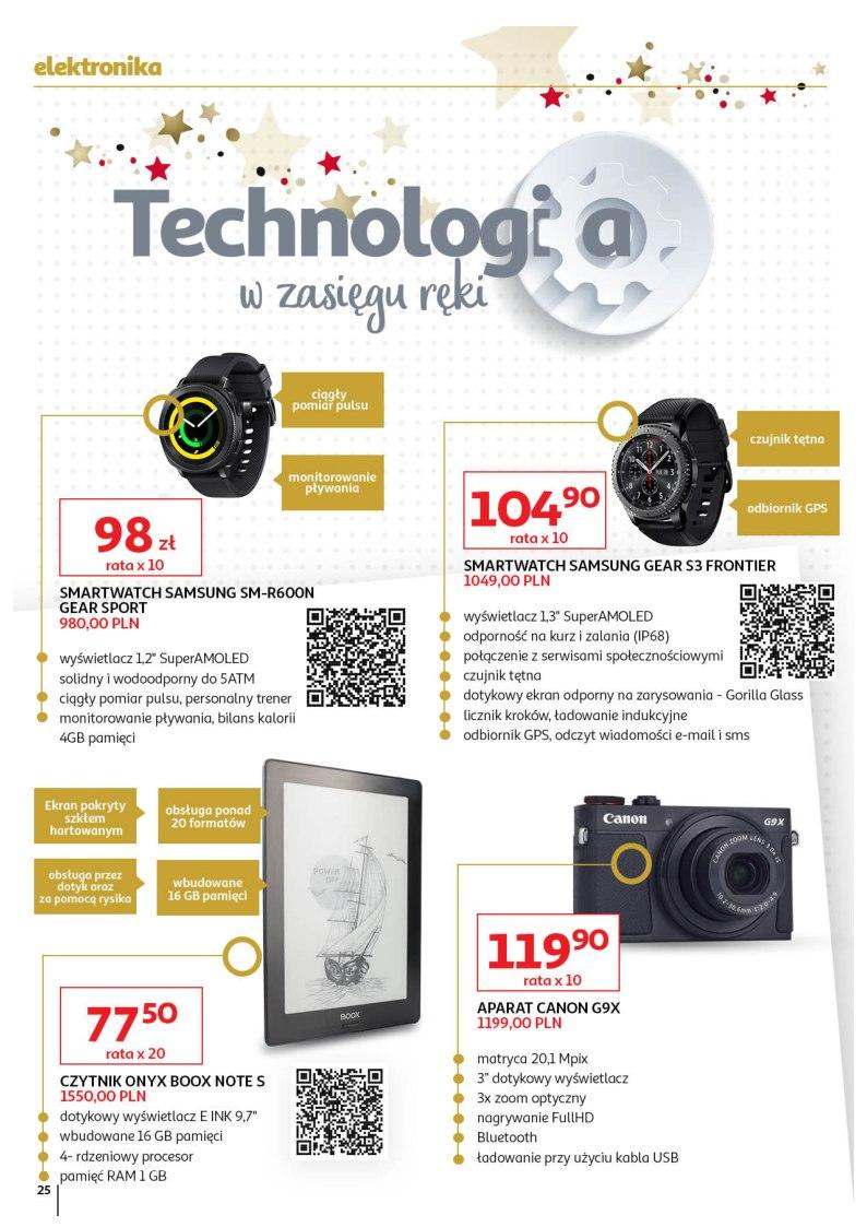 Gazetka promocyjna Auchan do 23/12/2018 str.25