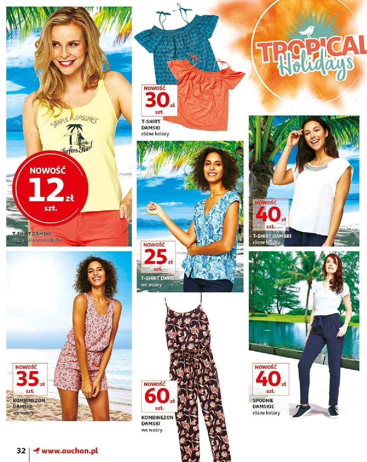 Gazetka promocyjna Auchan do 15/05/2019 str.32
