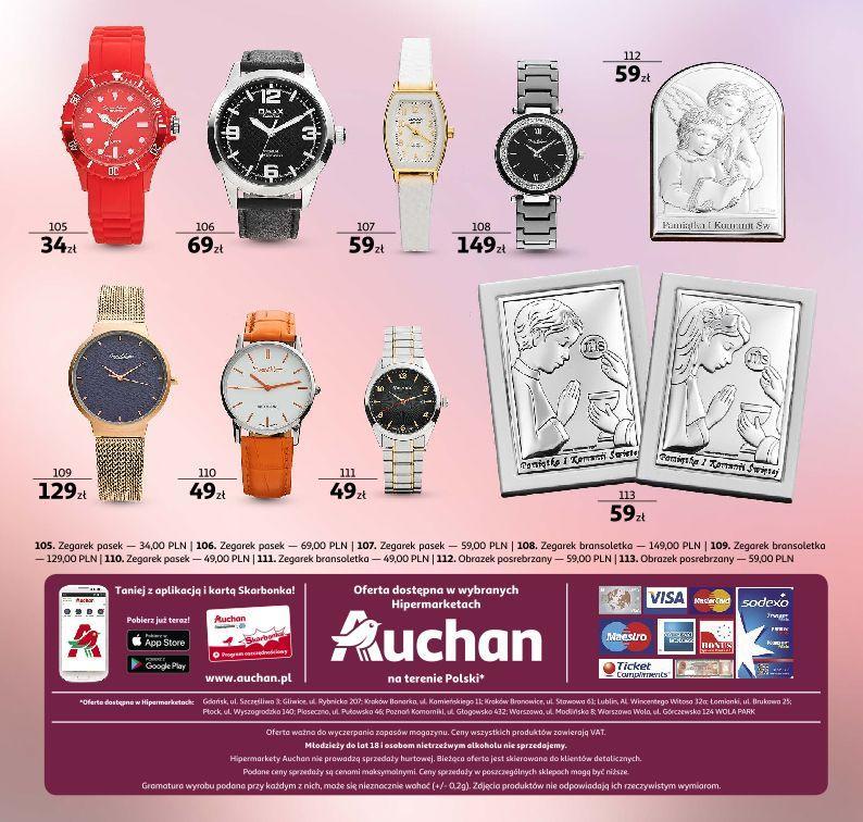 Gazetka promocyjna Auchan do 01/06/2019 str.8