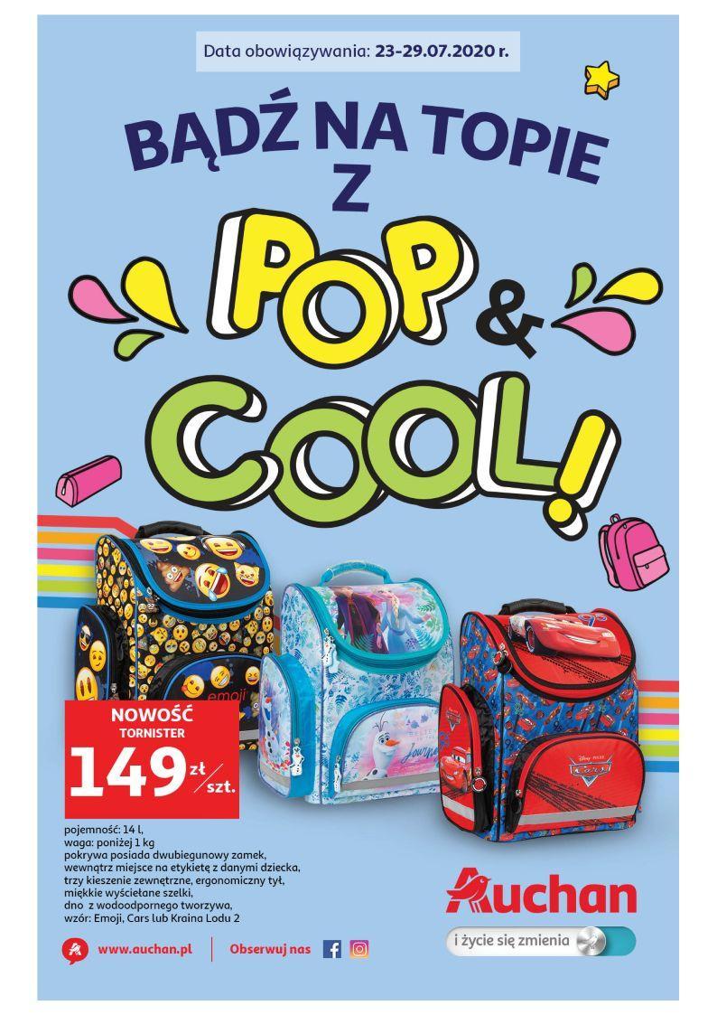 Gazetka promocyjna Auchan do 29/07/2020 str.0