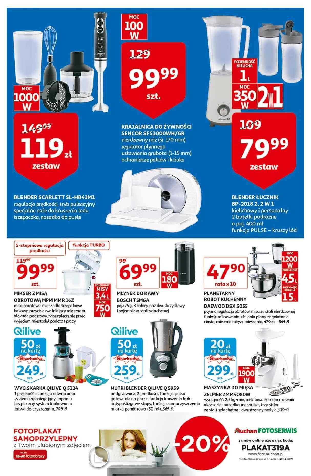 Gazetka promocyjna Auchan do 31/03/2019 str.14