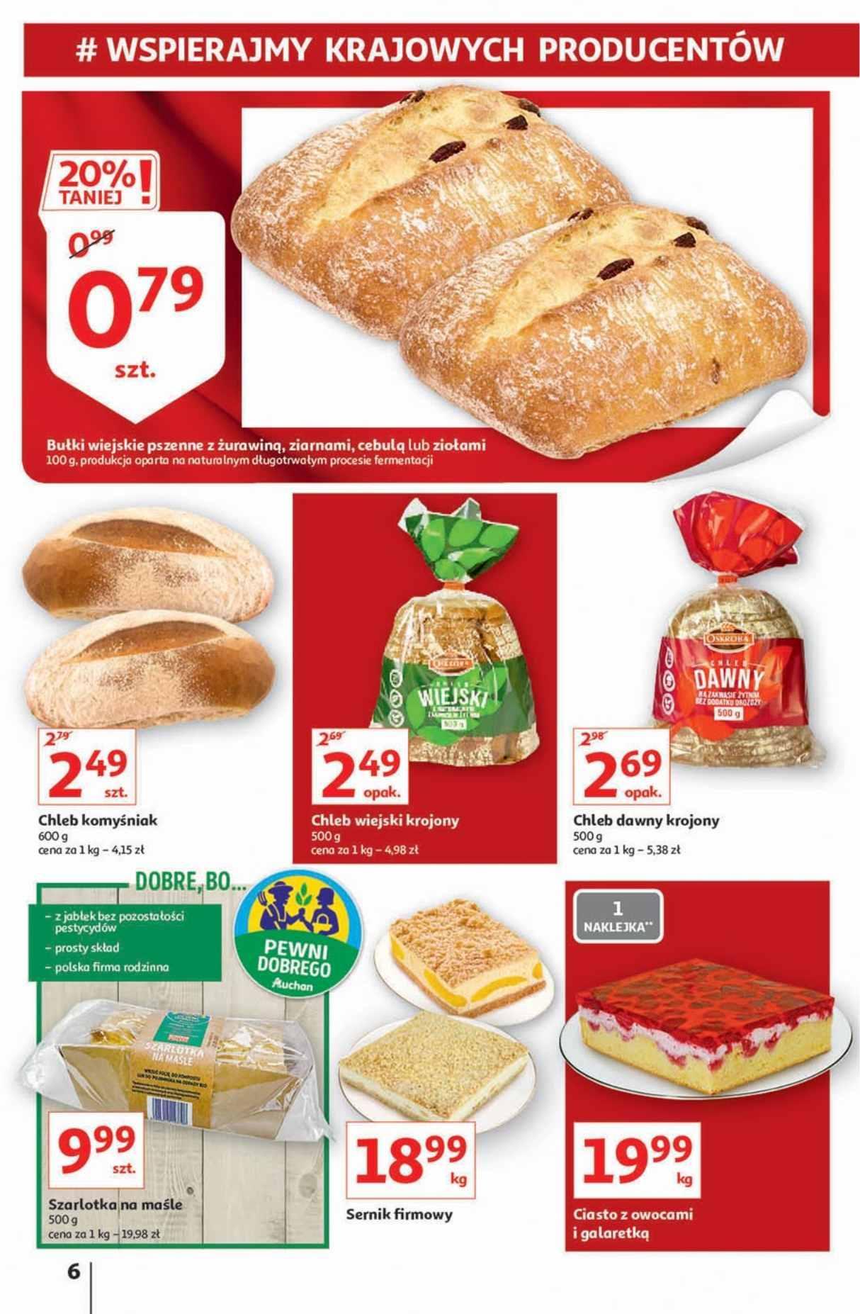 Gazetka promocyjna Auchan do 24/09/2020 str.6