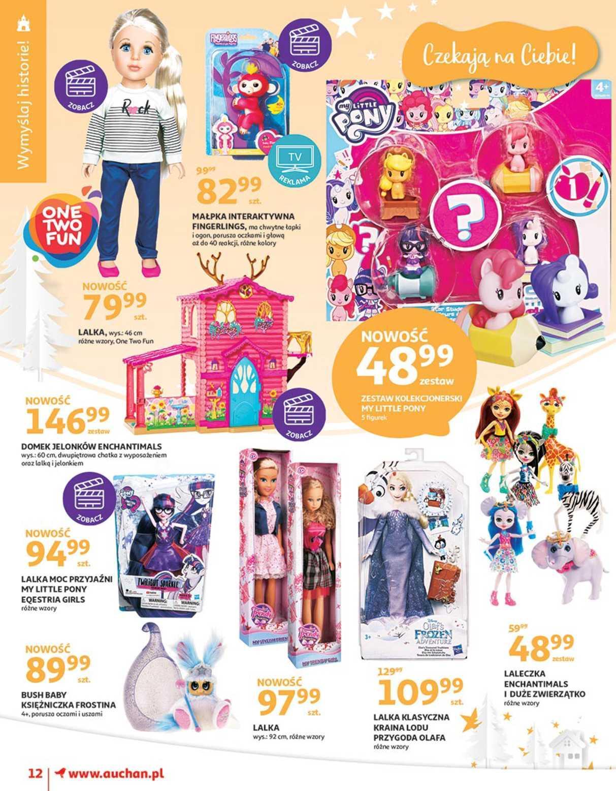 Gazetka promocyjna Auchan do 28/11/2018 str.12