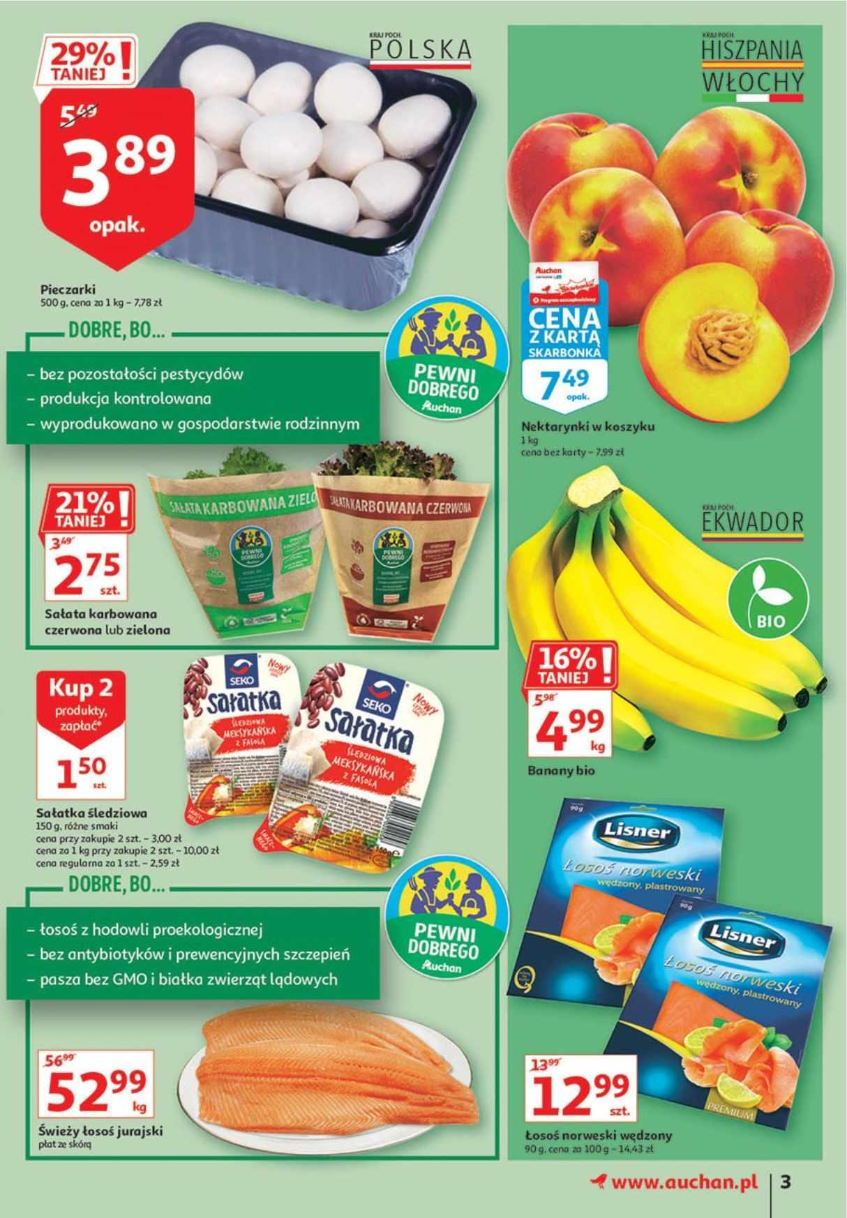 Gazetka promocyjna Auchan do 17/06/2020 str.2