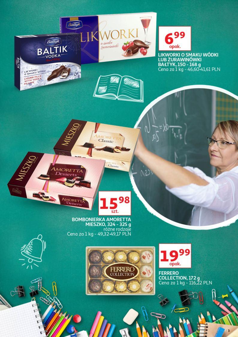 Gazetka promocyjna Auchan do 15/10/2018 str.3