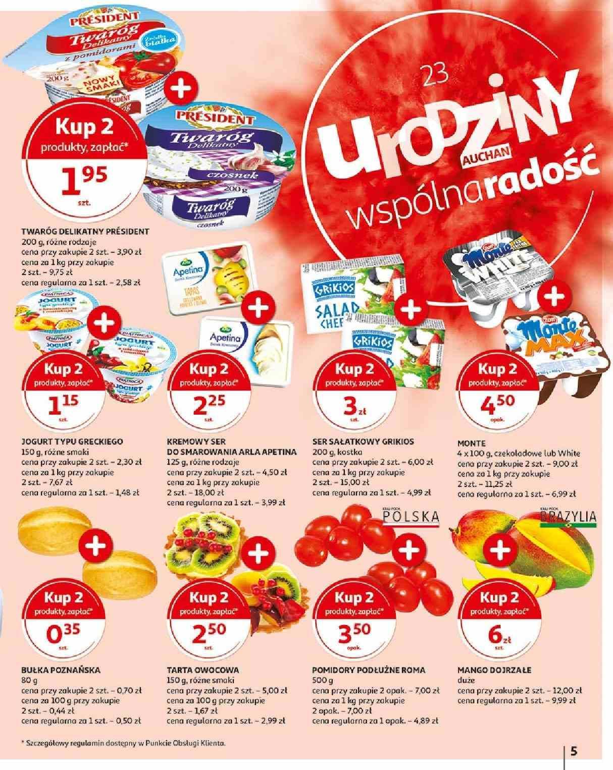 Gazetka promocyjna Auchan do 23/05/2019 str.5
