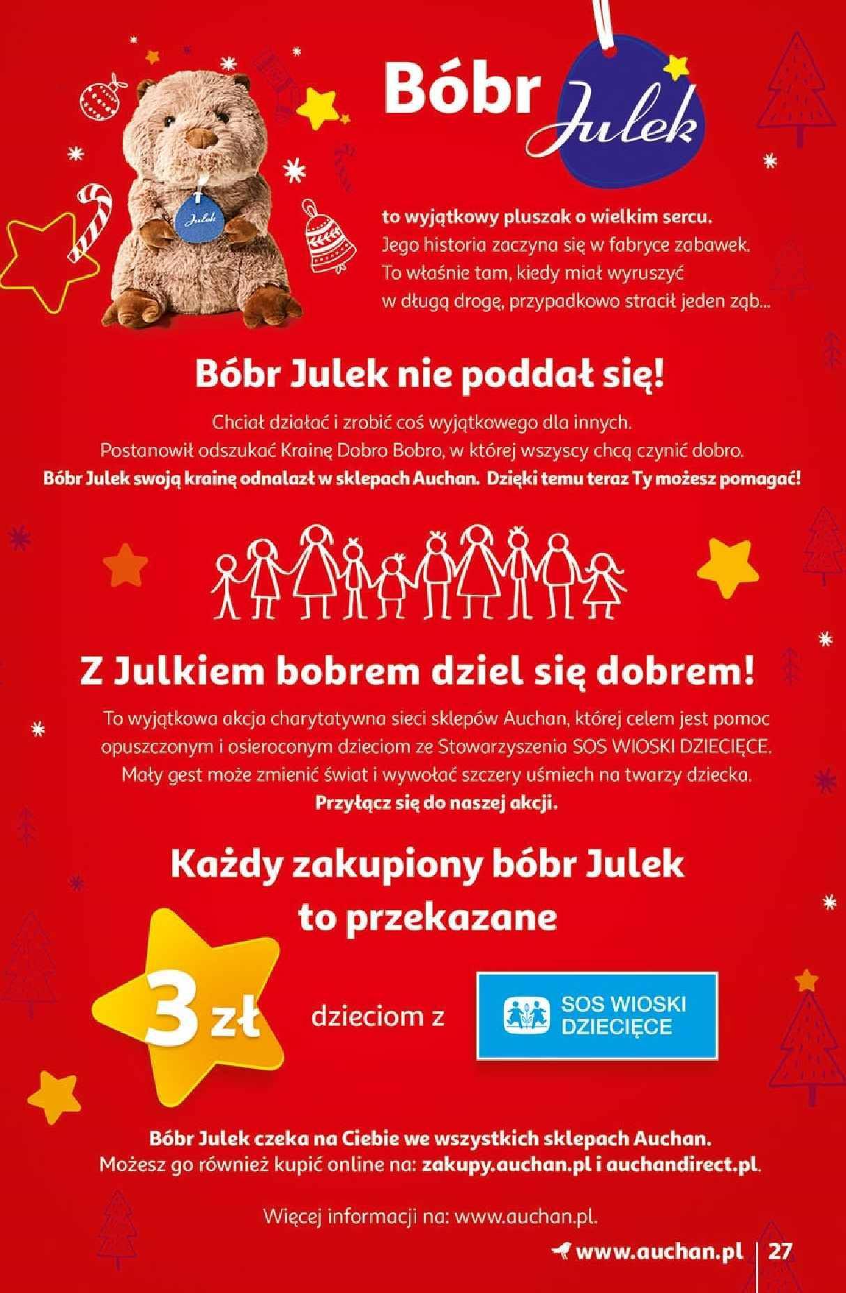 Gazetka promocyjna Auchan do 25/11/2020 str.27