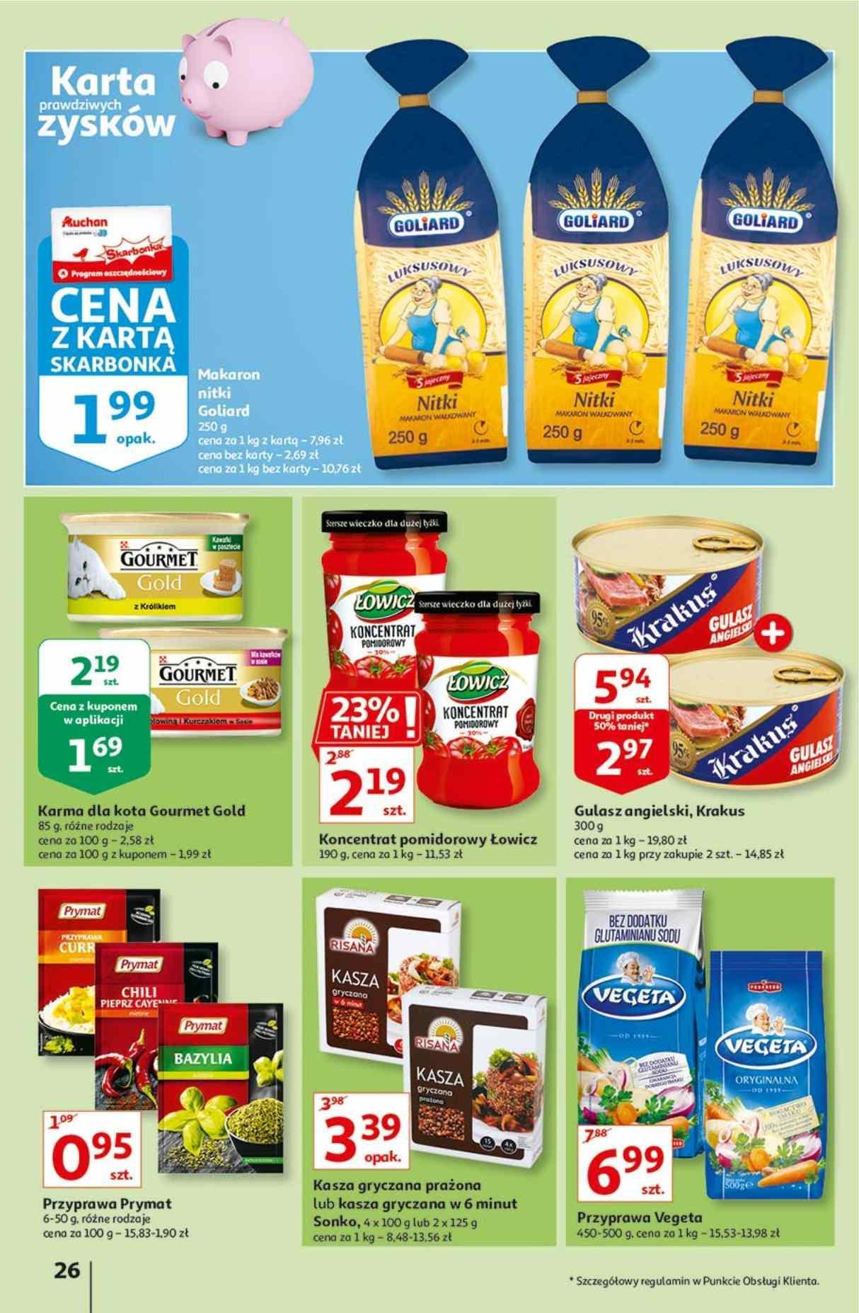 Gazetka promocyjna Auchan do 10/11/2020 str.25