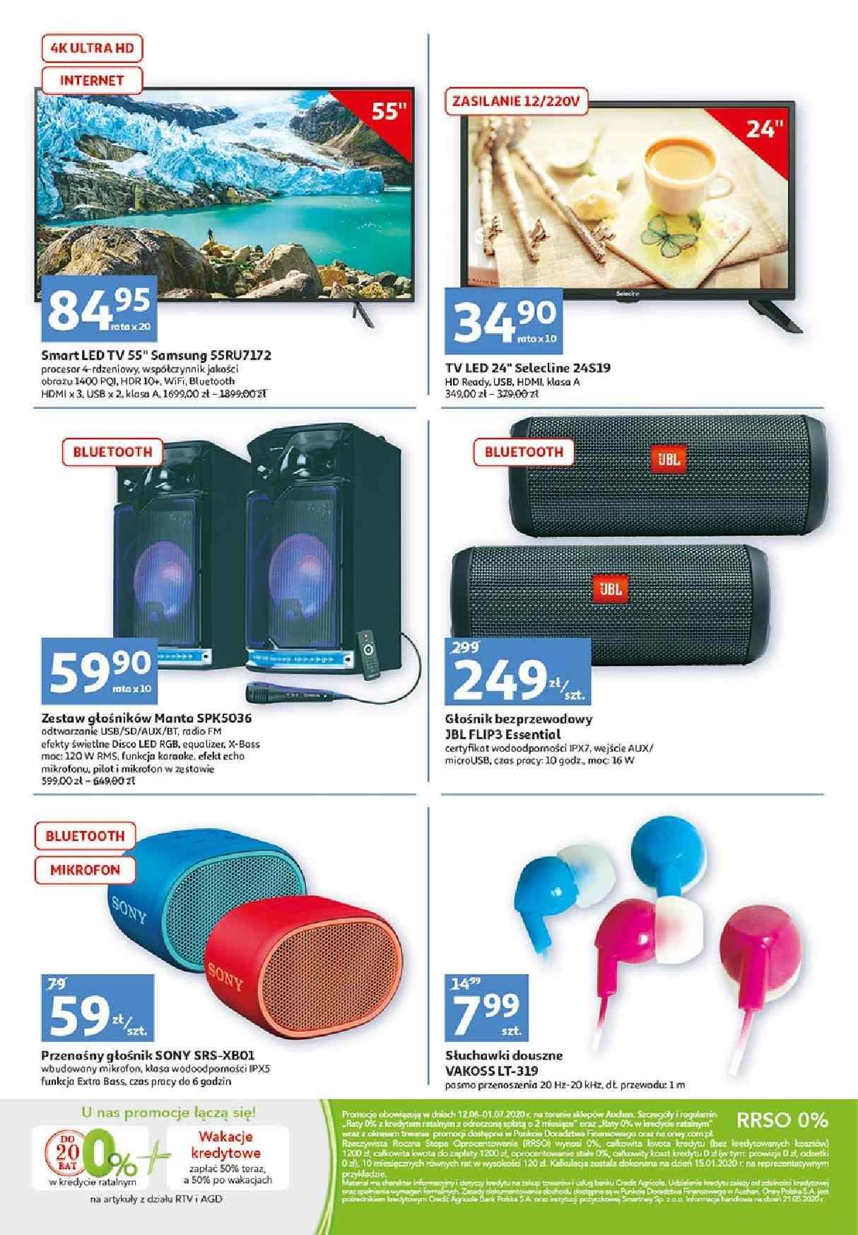 Gazetka promocyjna Auchan do 17/06/2020 str.8