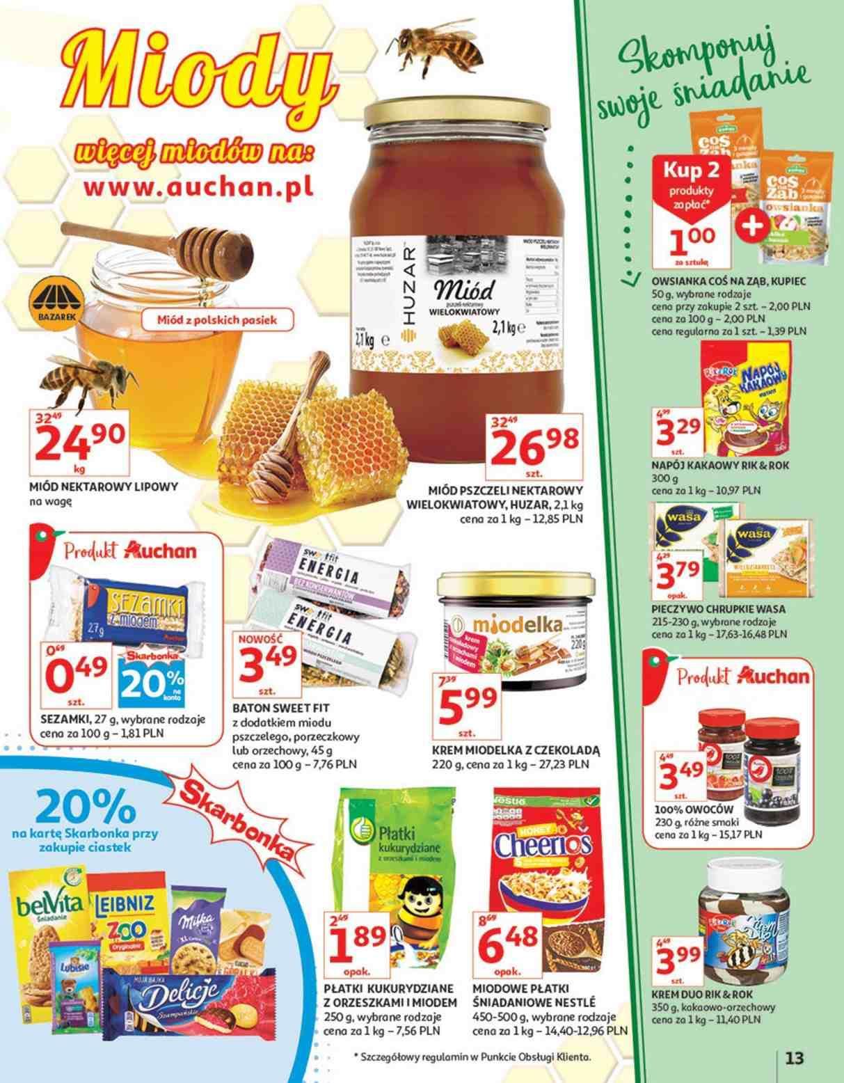 Gazetka promocyjna Auchan do 08/08/2018 str.12