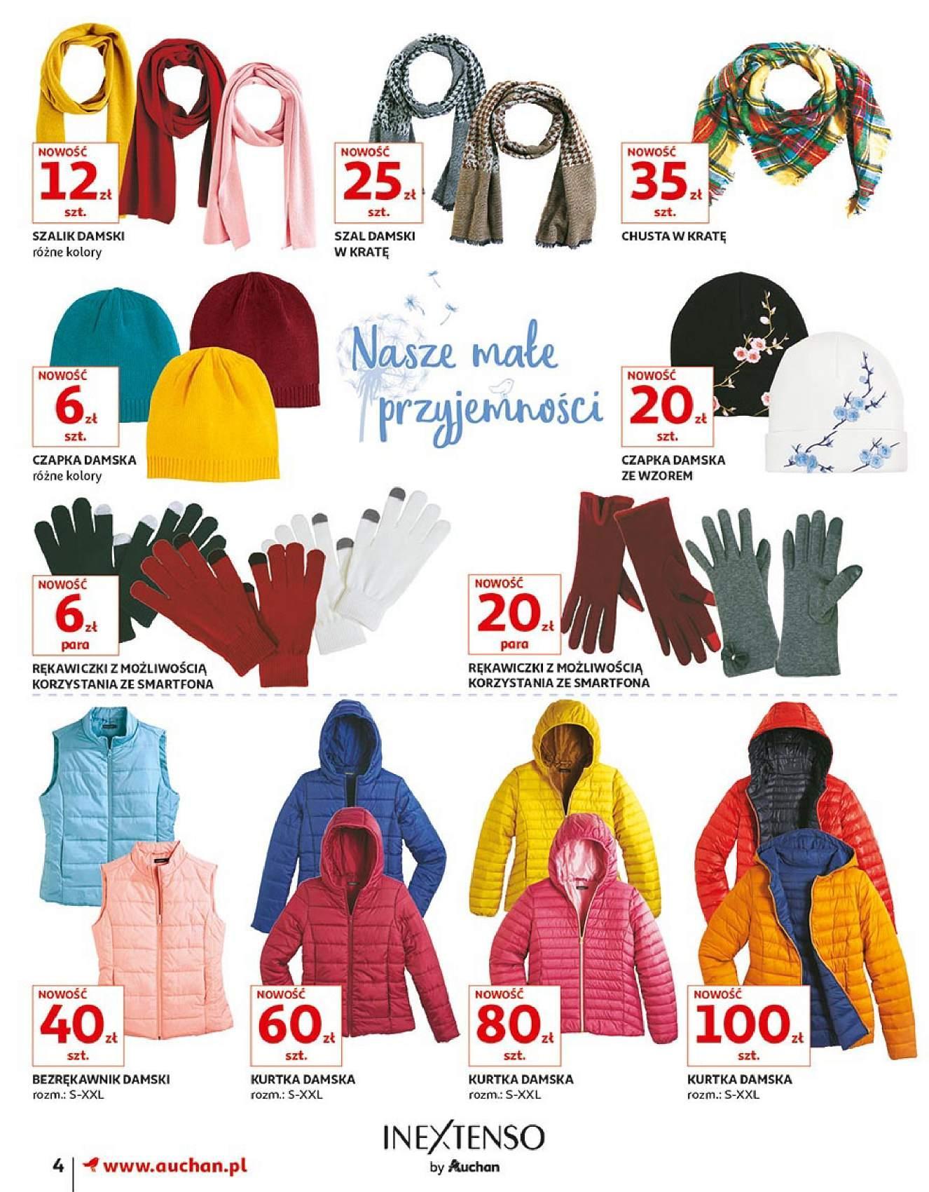 Gazetka promocyjna Auchan do 14/10/2018 str.4