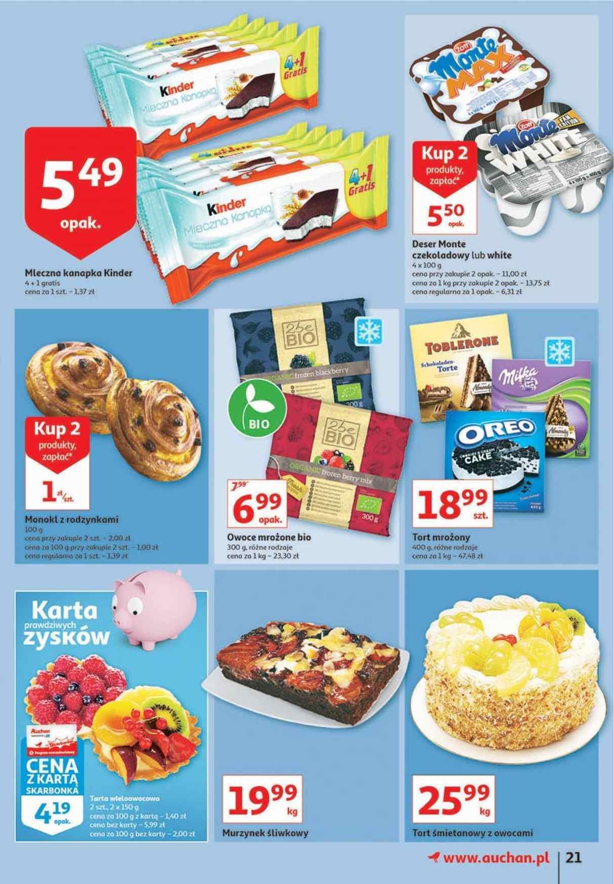 Gazetka promocyjna Auchan do 12/08/2020 str.20