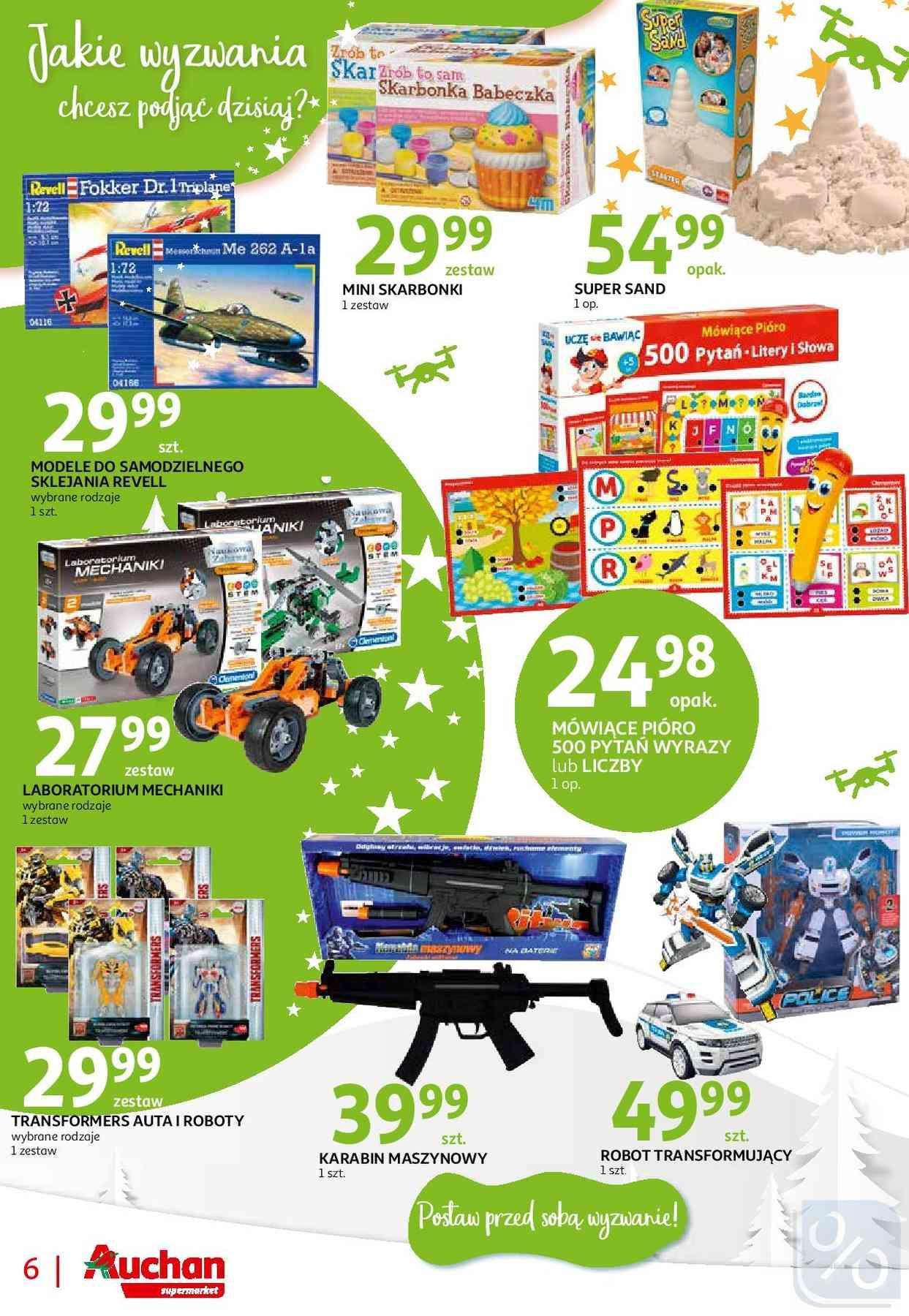 Gazetka promocyjna Auchan do 28/11/2018 str.6