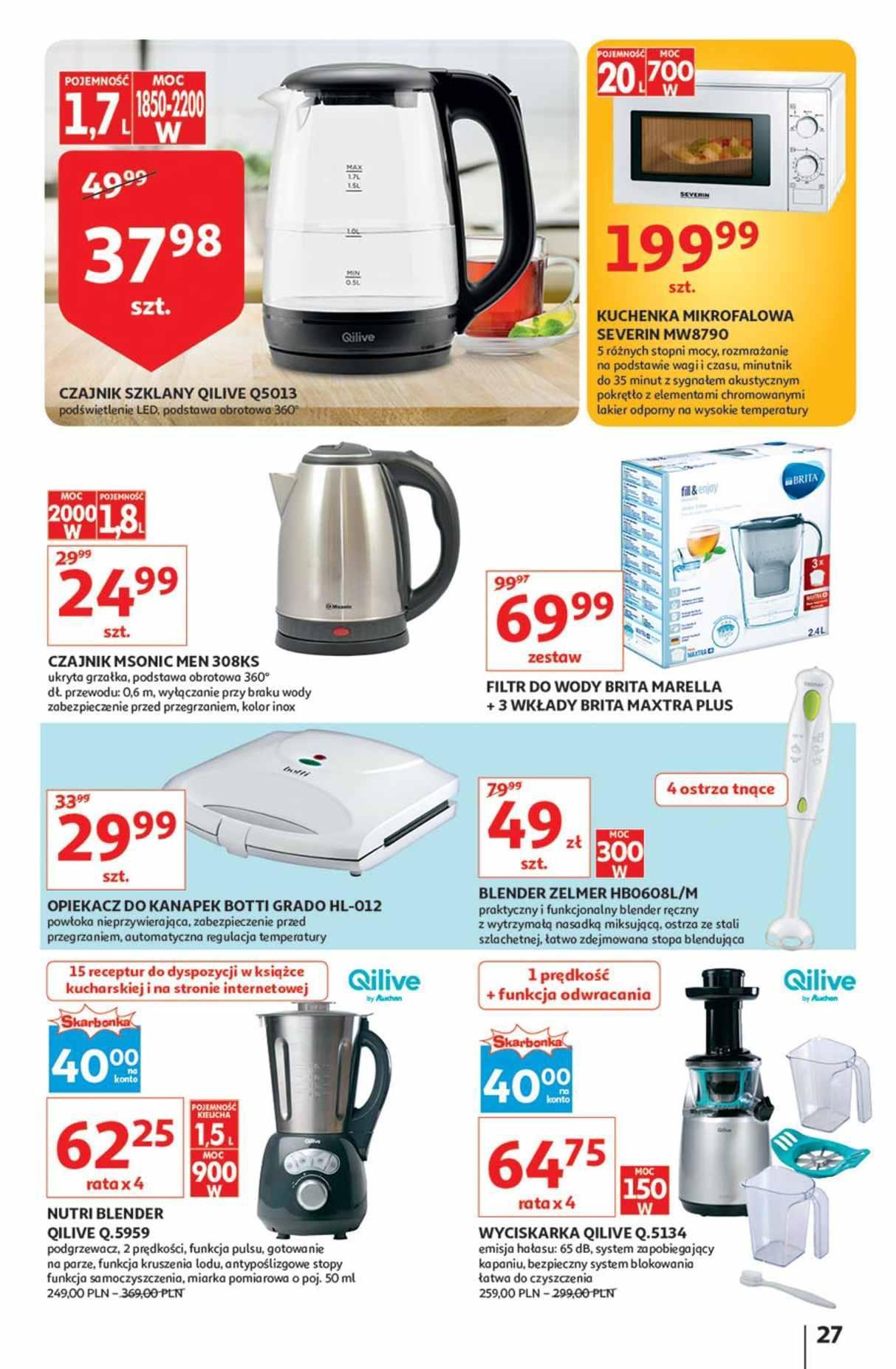 Gazetka promocyjna Auchan do 23/01/2019 str.27