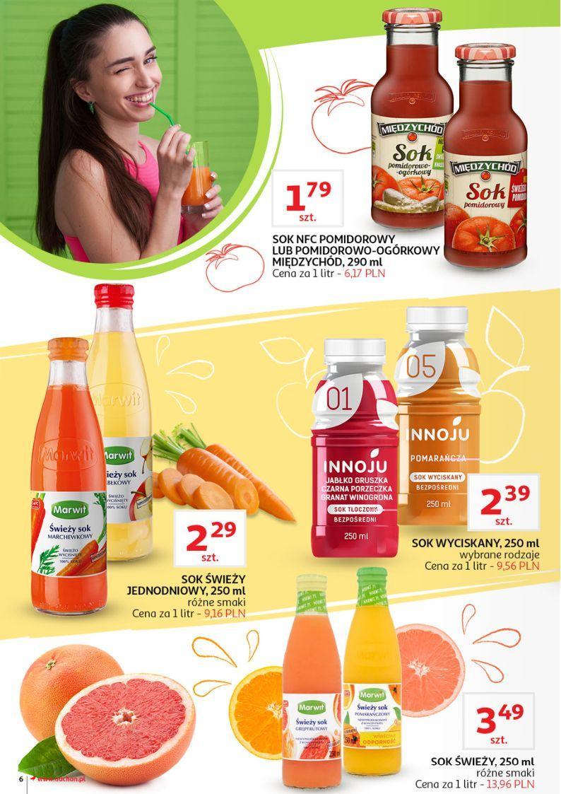 Gazetka promocyjna Auchan do 22/08/2018 str.5