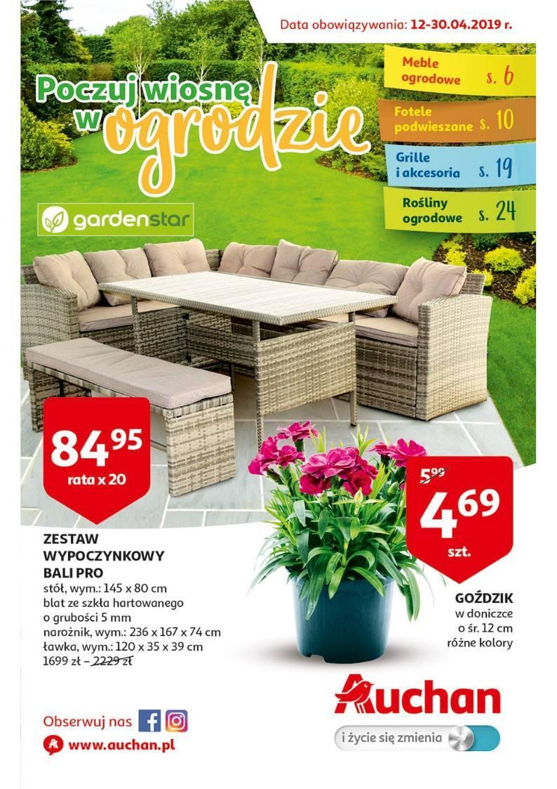 Gazetka promocyjna Auchan do 30/04/2019 str.0