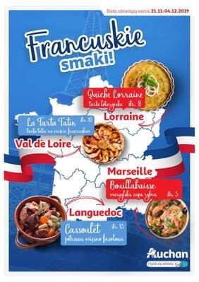 Francuskie smaki