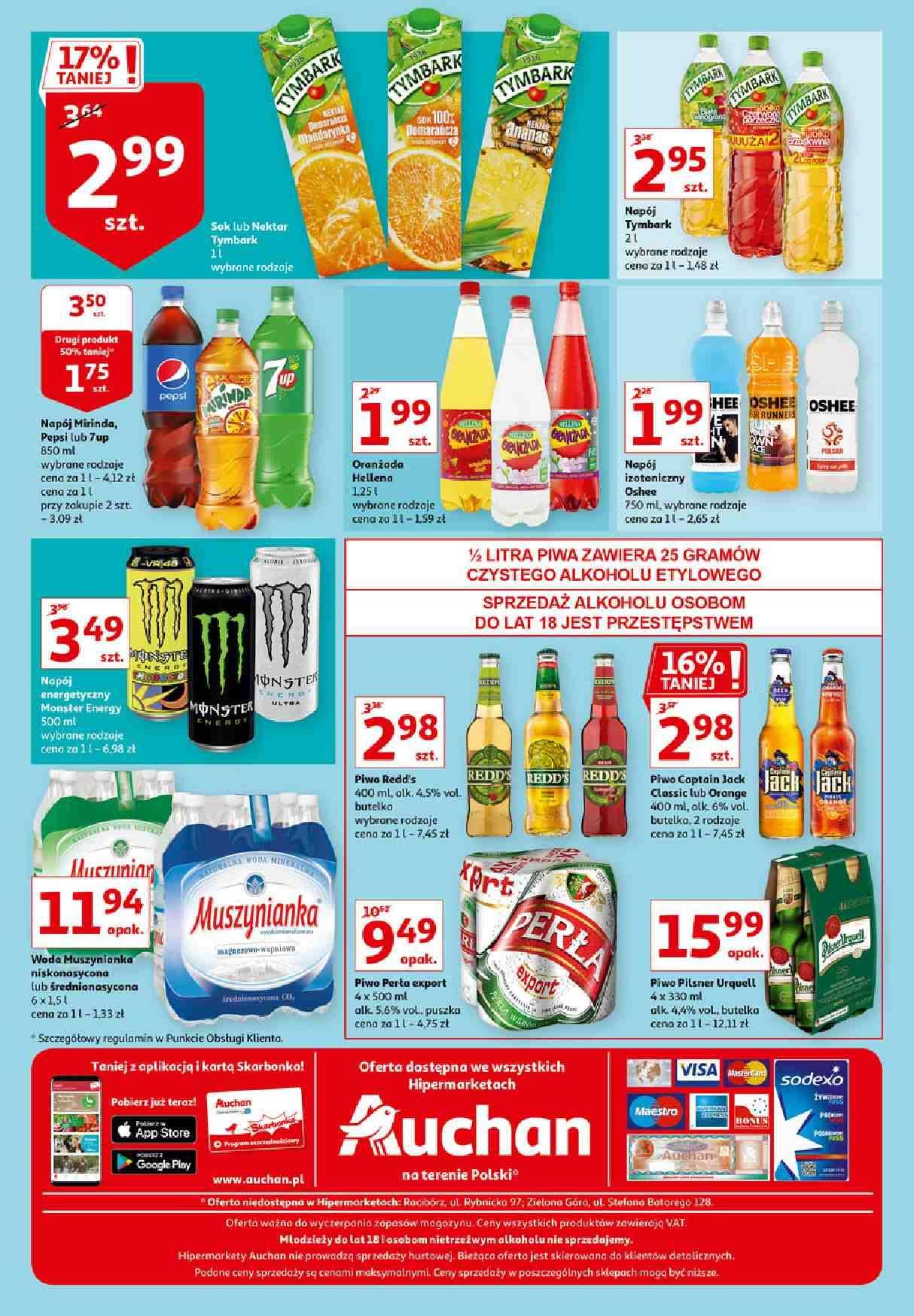 Gazetka promocyjna Auchan do 24/06/2020 str.23