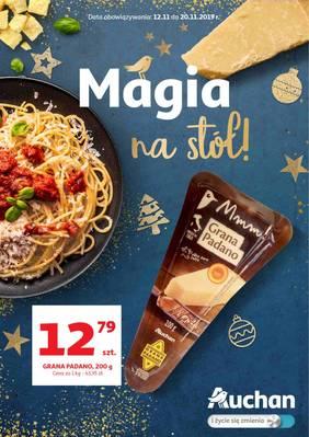 Auchan gazetka  - od 12/11/2019 do 20/11/2019