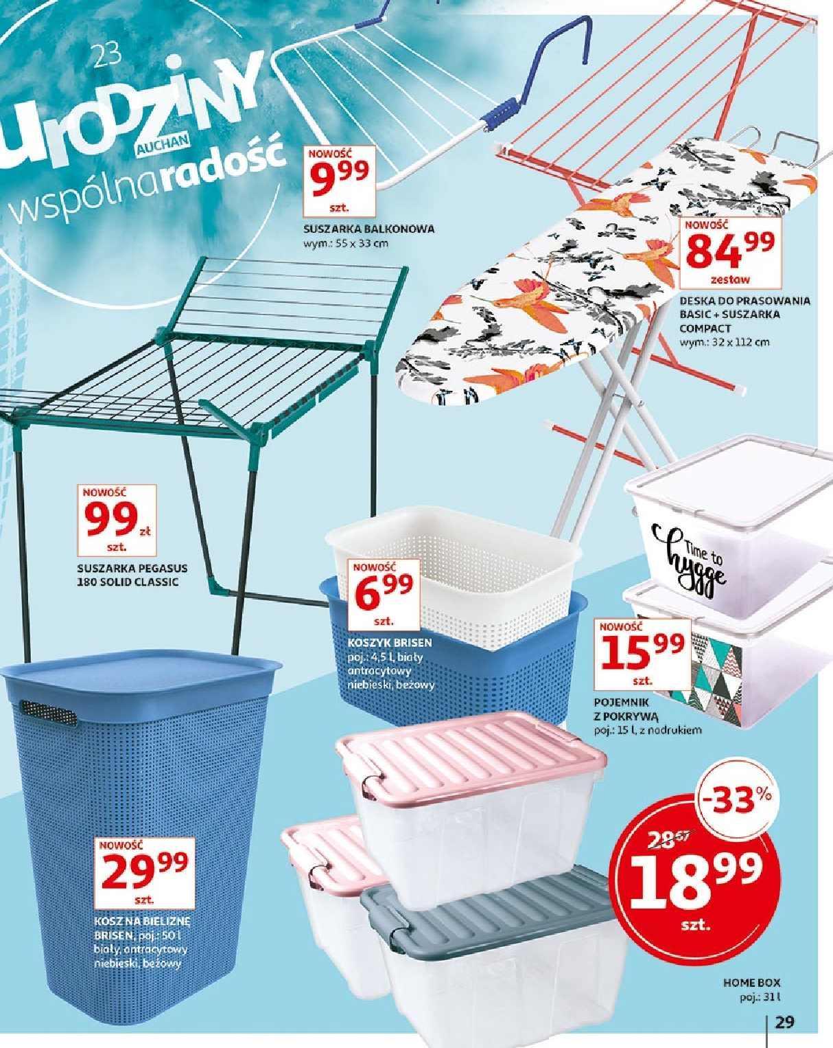 Gazetka promocyjna Auchan do 15/05/2019 str.29