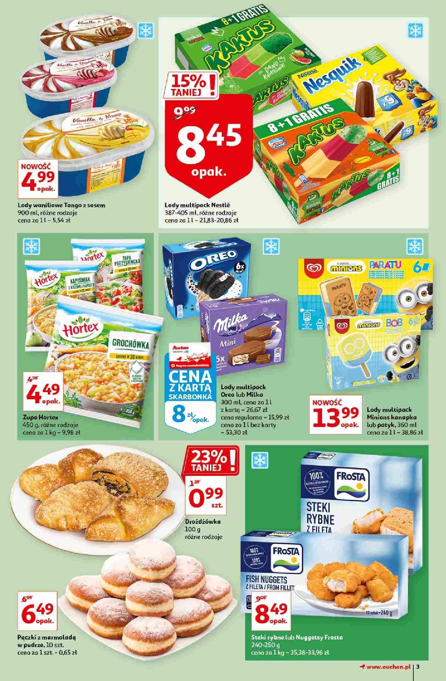 Gazetka promocyjna Auchan do 03/06/2020 str.3