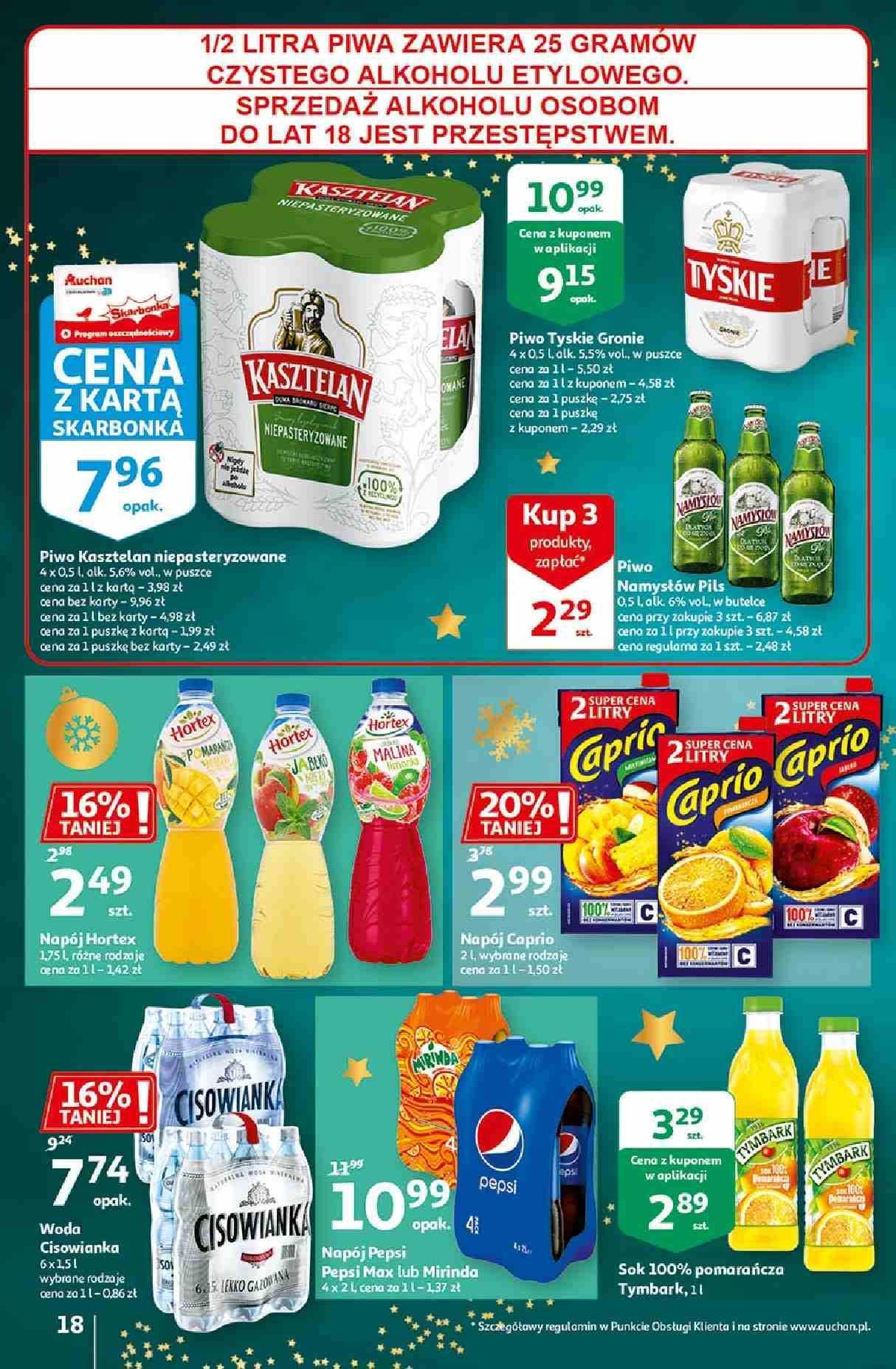 Gazetka promocyjna Auchan do 25/11/2020 str.18