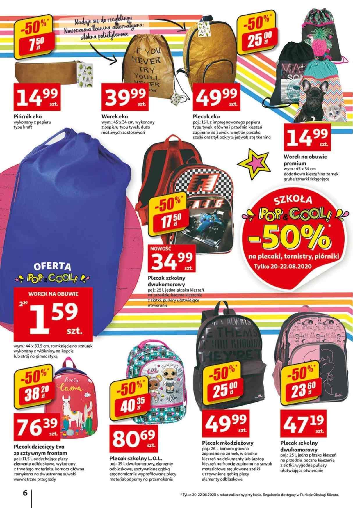 Gazetka promocyjna Auchan do 26/08/2020 str.5