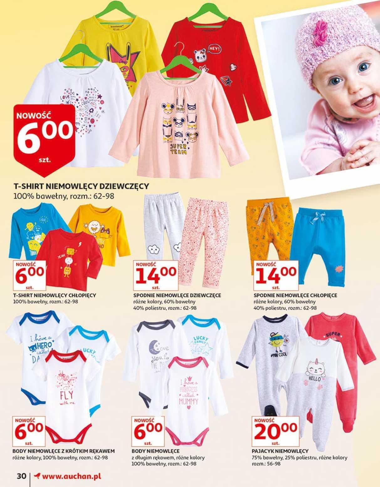Gazetka promocyjna Auchan do 14/08/2018 str.30