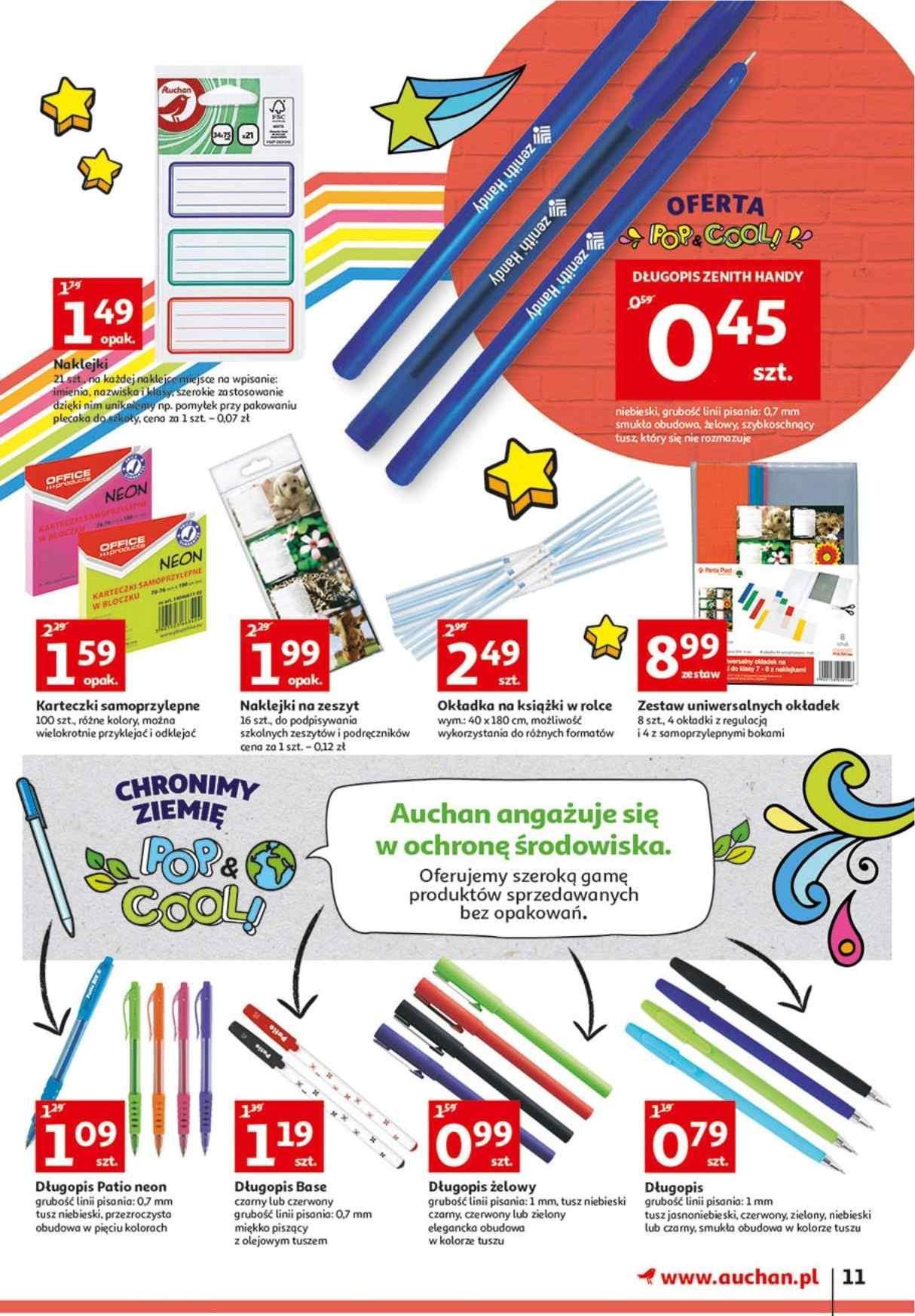 Gazetka promocyjna Auchan do 26/08/2020 str.10