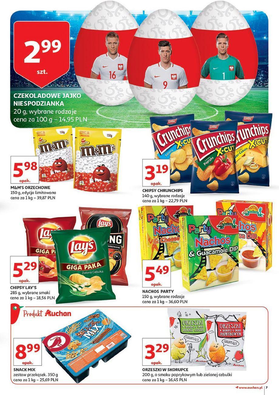 Gazetka promocyjna Auchan do 28/06/2018 str.7