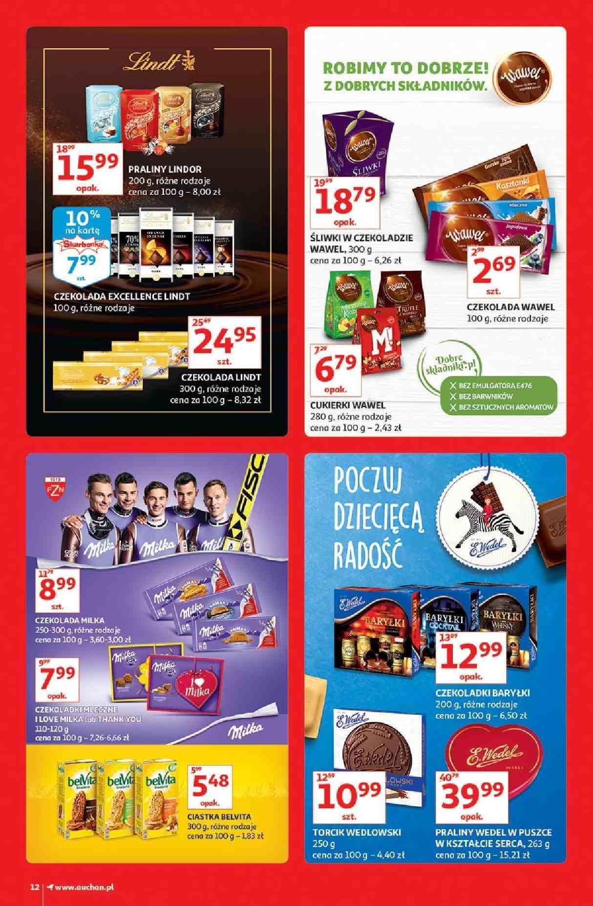 Gazetka promocyjna Auchan do 13/03/2019 str.12