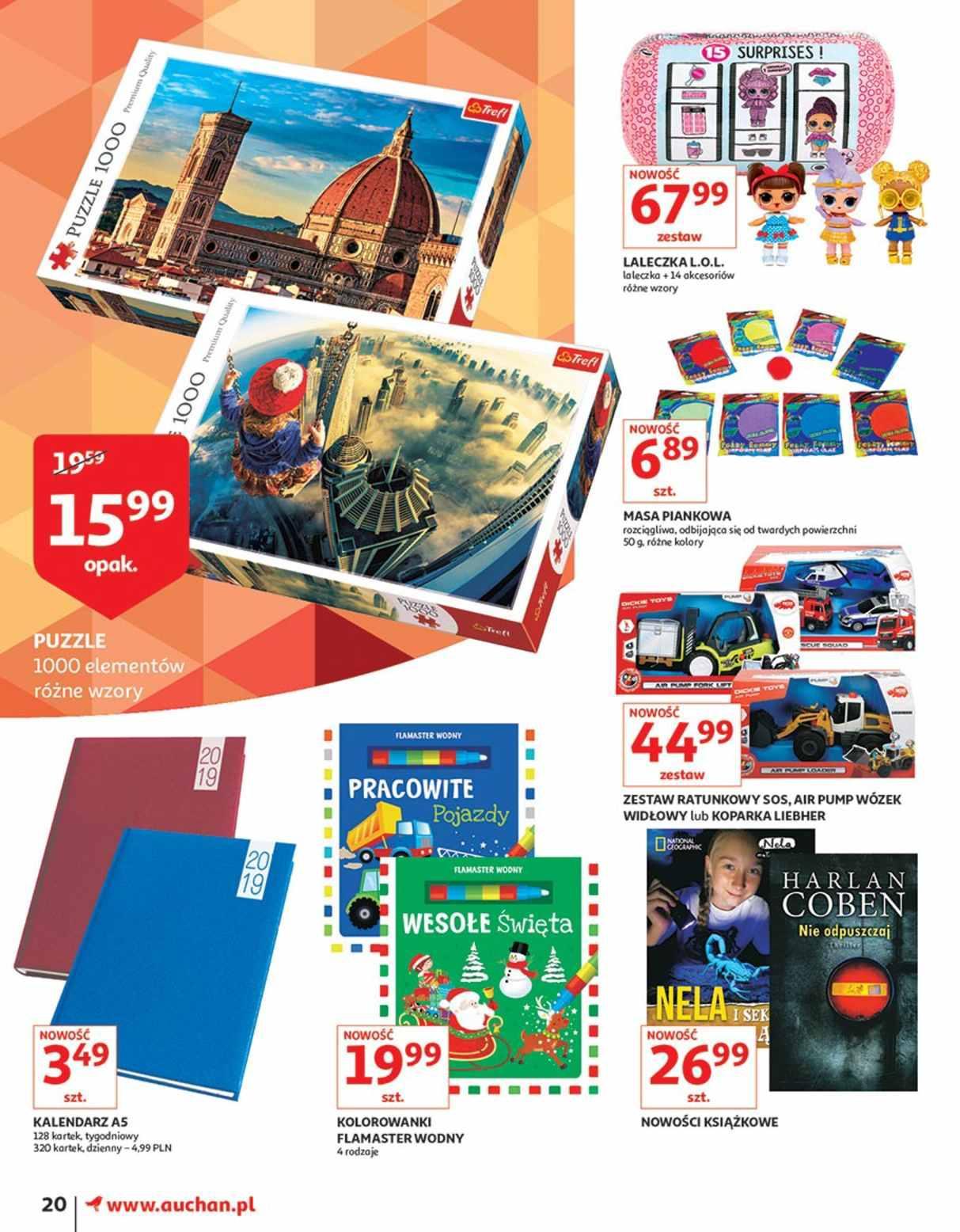 Gazetka promocyjna Auchan do 17/10/2018 str.19