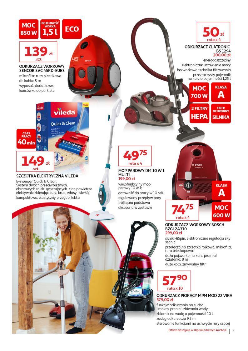 Gazetka promocyjna Auchan do 20/04/2019 str.6